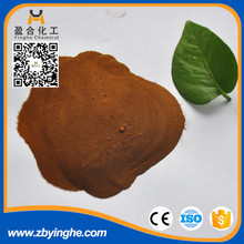 different grade of sodium Lignosulphonate as grinding additive
