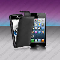 Best Leather Flip Case Cover Skin Holster Bumper for iPhone 5 5S 5C