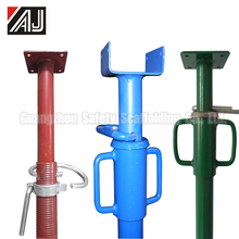 AJ Adjustable Steel Scaffolding Slab Props With Best Price
