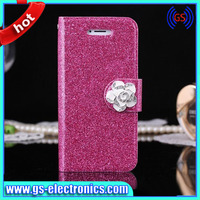 luxury crystal bling hard mobile phone diamond cover
