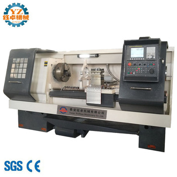 Oil Country Lathe CNC Pipe Threading Cutting Machine CK168