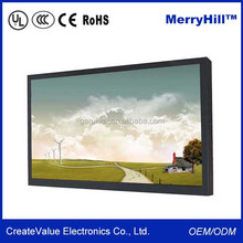 Hot selling cheaper price 10/12/15/17/18.5/22 inch color wide lcd digital monitor tv