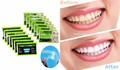 We can do YOUR BRAND mint flavor home teeth whitening strips with your private label