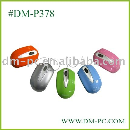 wired promotional gift 3d PC Computer USB optical Mouse
