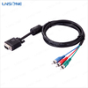 Linsone 15pin connector cable for rs232 to vga adapter/cable