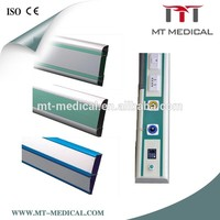 Hospital equipments medical gas panel as medical bed Head Panel in hospital ward