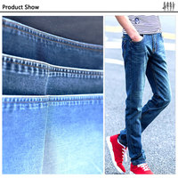 Waterproof Breathable Elastic Force 9.2oz denim cotton fabric bhiwandi