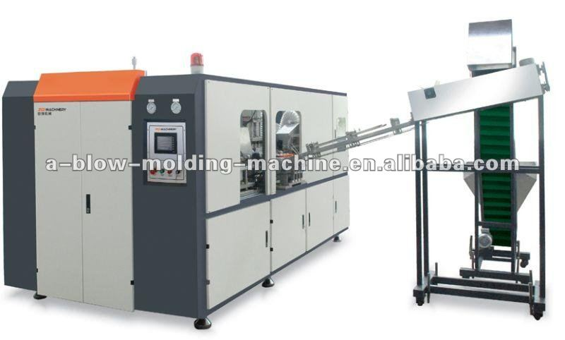 Cheap price high quality pet blowing bottle machine automation used plastic injection blow molding machines