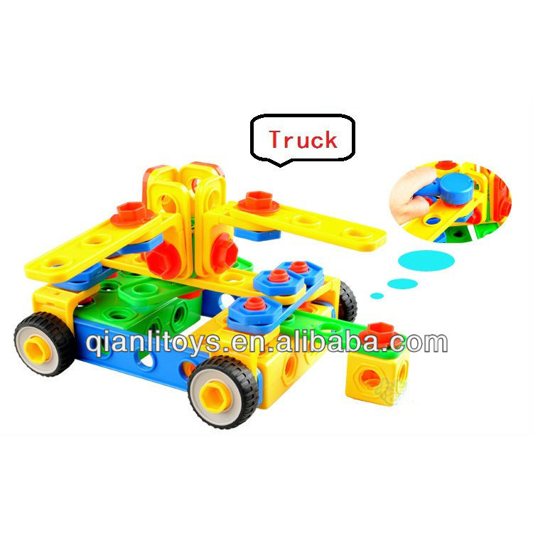 Educational Assembly Block Toy