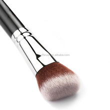 Elegant Soft Primer Brush angled contour face makeup brushes hair fibers foundations makeup A12