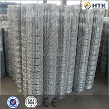 HOT SALE high tensile hinge joint woven wire fence(factory)