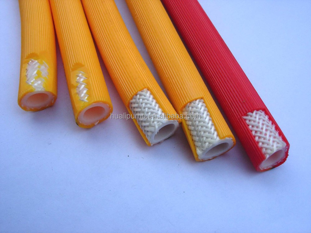 3 Layers / 5 Layers High Pressure Car Wash Hose, Washing Machine Hose of PVC Material