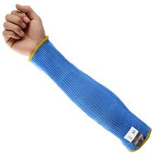 Seeway Cut Resistant Kint Long Arm Sleeves For Chef