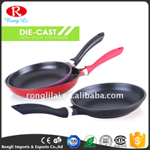 China alibaba best price 3003 nonstick aluminum die cast baking fry pan