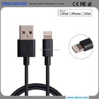 Authorized Manufacture Original MFI Charging USB Cable for Apple Nylon Data Sync Transfer