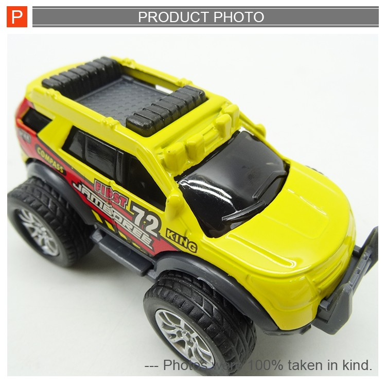 Free wheel metal models diecast cross vehicle car toy for sale
