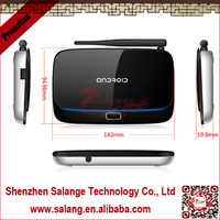New 2014 made in China RK3066 Best Dual Core quad cord android tv box by salange