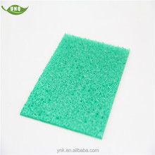 Poly carbonate Plastic Embossed sheet for windows and doors decoration