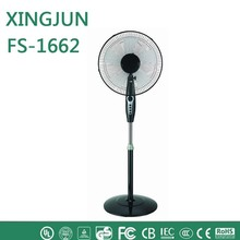 quiet electric motor cooling fan/china supplier new product16 inch stand fan