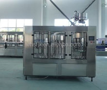 Factory Price Full Automatic liquor Glass Bottle Filling Machine/Plant/Equipment/Line