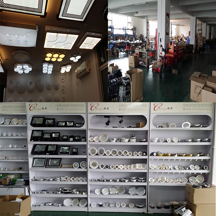 New Design Led Office Ceiling Light Led Ceiling Light Remote Control Factory from China