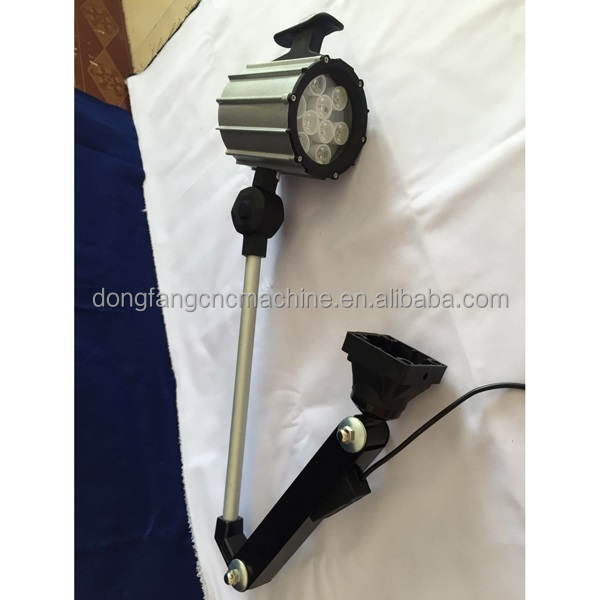 flexible folding long arm LED working lamps / working lights