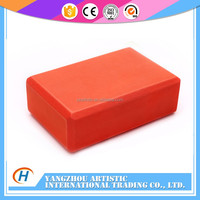High Quality Eco 3''*6''*9'' EVA Yoga Brick Wholesale Supplier With Custom Logo