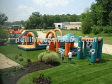 fabulous commercial outdoor inflatable interactive games