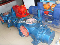 2WW seal type stainless steel twin screw pump for honey