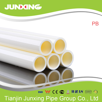 Plastic floor heating pb pipe polybutylene pipe for Pb water pipe
