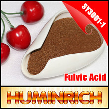"""HuminRich"" Specialized Effective Microorganisms Fulvic Acid Fertilizer with Synergist"