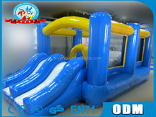 Commercial PVC Small Customize baby jumper bouncer