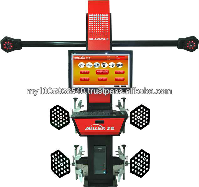 3D Camera Car four Wheel Aligner ML-3D-96