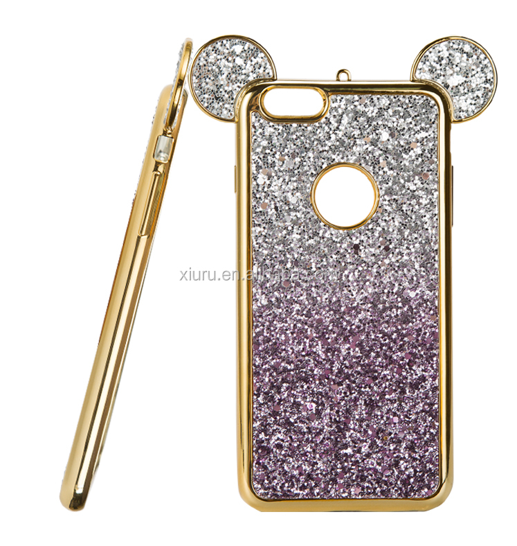 Soft mobile phone case cover for girls phone case for Samsung J7