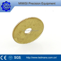 MMS Products to sell online high quality brass worm gear in china market