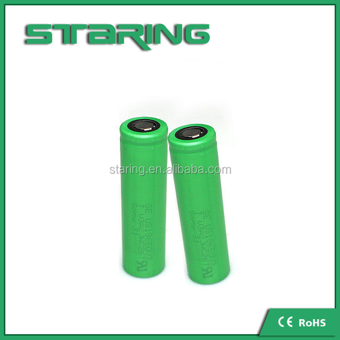 power bank lithium-ion US18650V3 2250mah 3.7v Li ion Rechargeable battery for electric bike 18650 battery