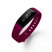 facebook remind 4 days standby fashion bracelet multi-language watch with health monitoring function