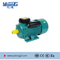 Yc Copper Wire 100% Output Power 5 Hp Motor Single Phase