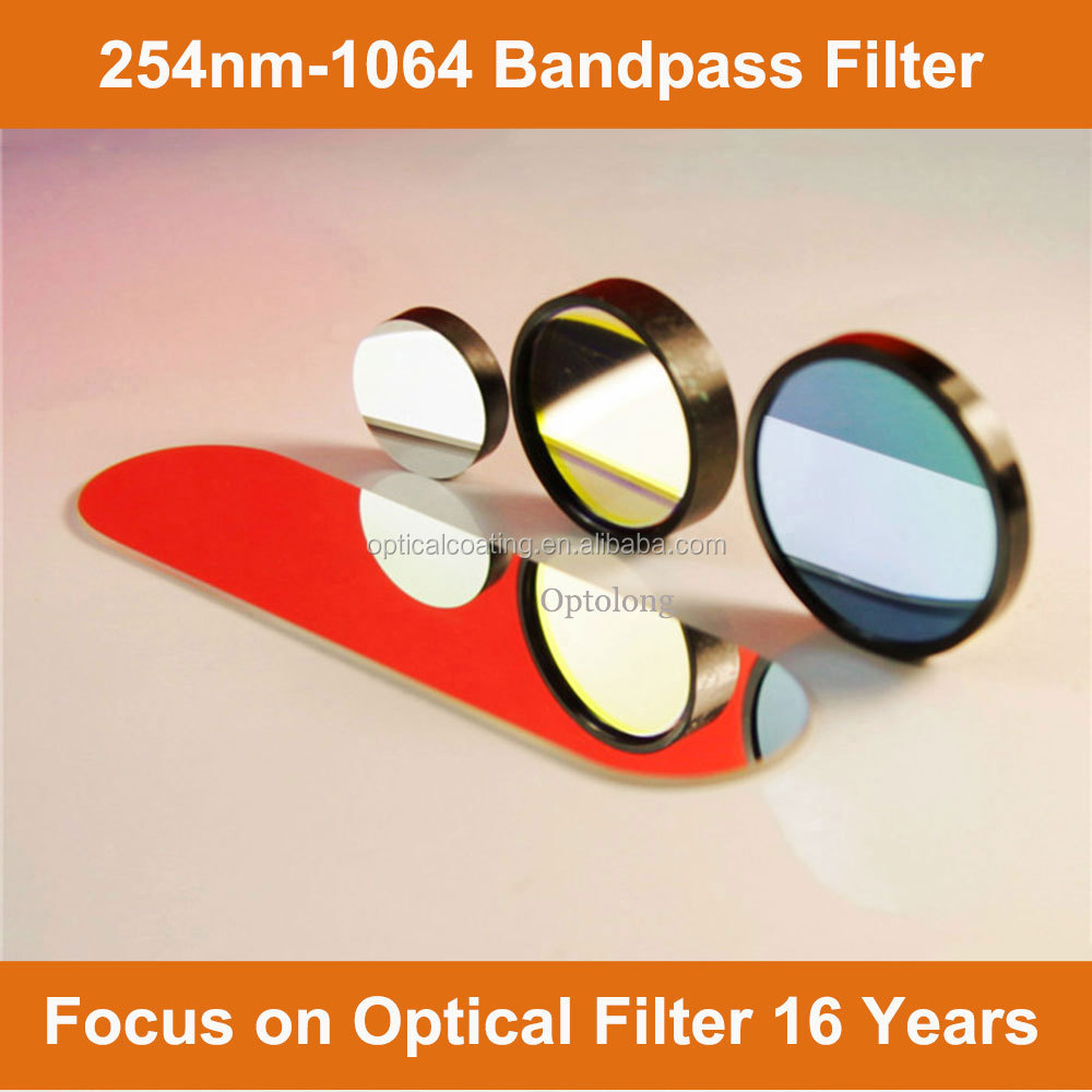 470nm band pass filter narrow bandpass optical filter for FaceMaster, RD infrared detector,Car security ranging camera