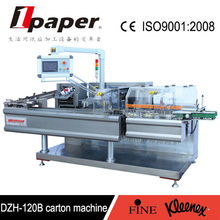 Multifunctional automatic machines for carton box making business