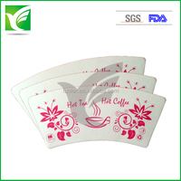 100% wood pulp printed paper in roll or in reel for cup China manufactory