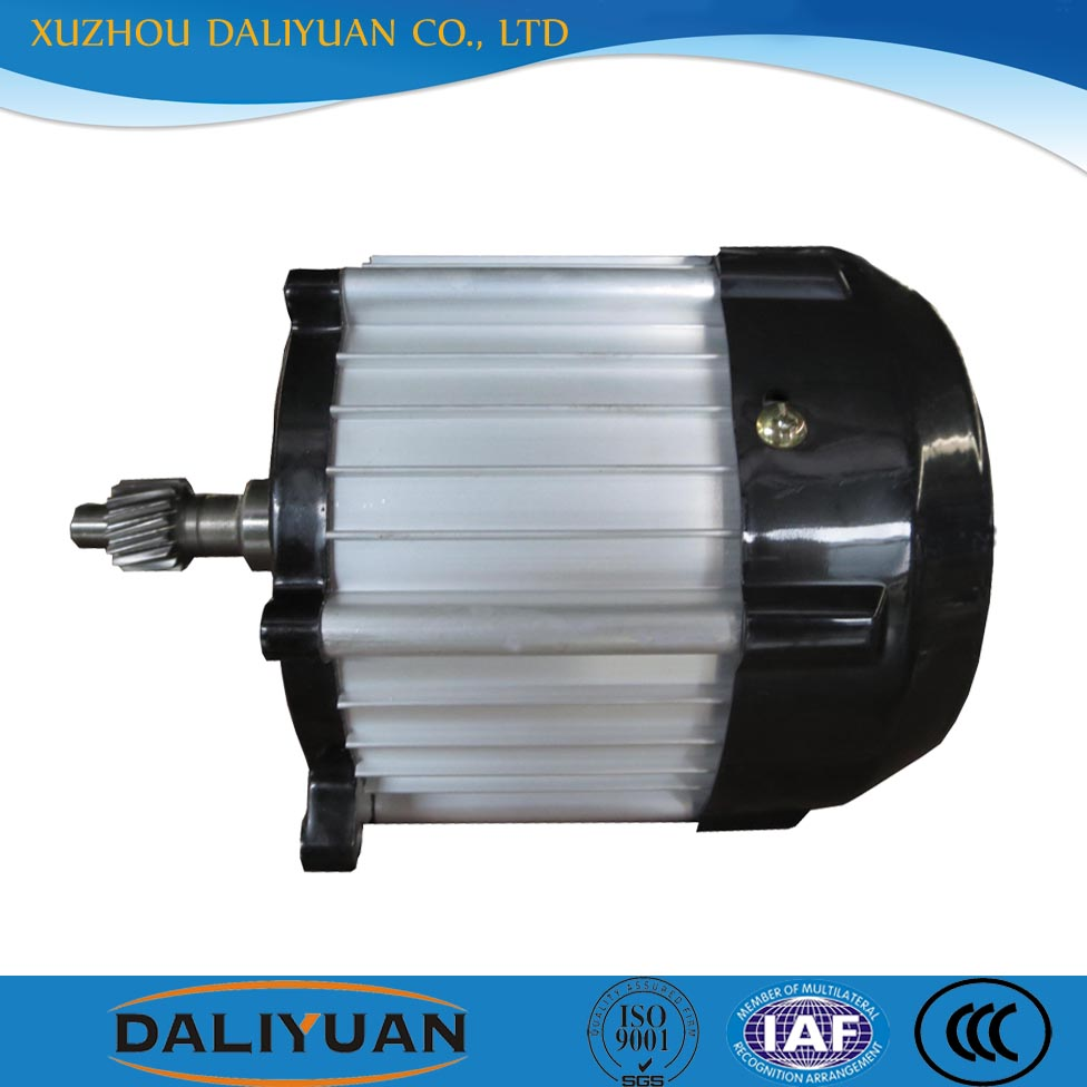 high rpm brushless dc electric motor 6000w