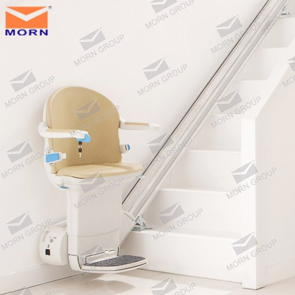 MORN inclined wheelchair stair chair lift for disabled