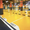 Moisture Non-slip Parking Lot Epoxy Floor Coating