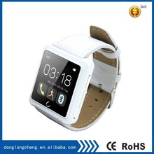 Manufactory U10L Smart Watch Bluetooth Smartphone for iPhone/Samsung/HTC/Xiaomi/LG Android Phone