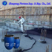 Spraying Double Component Liquid Rubber Polymer Cement Construction Hydrophobic Waterproof Coating