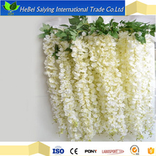 wall wedding decoration silk artificial hydrangea flower