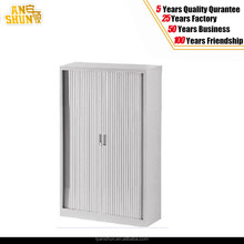 office steel cabinet/Luxury office furniture Roller shutter door steel cabinet