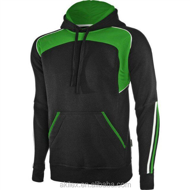 Wholesale high quality thick fleece unisex warm hoody with different color
