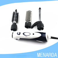 Mutifuctional New Design 3 in 1 Electric Rotating Styler Hot Air Brush Hair Dryer